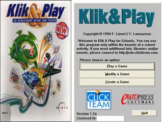 Klik and Play